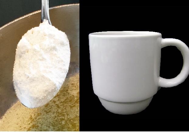 Cuchara de sopa gramos